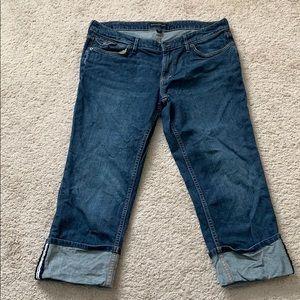 Banana Republic Crop Jeans Size 12
